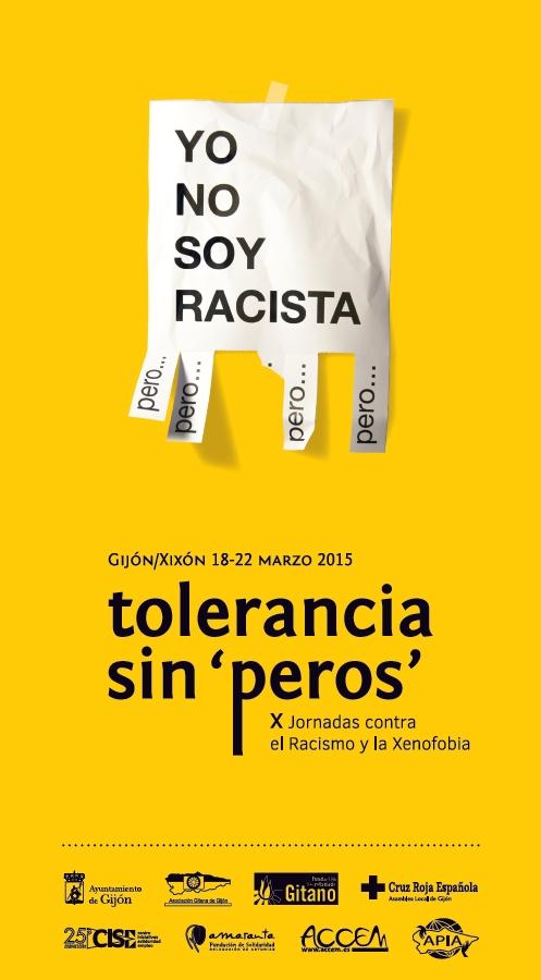 X Jornadas contra el Racismo y la Xenofobia