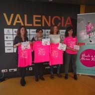 Acto presentación Carrera de la Mujer- Valencia 2019-