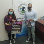 Susana Pérez (FSA) y Alberto Mesa (TAP)
